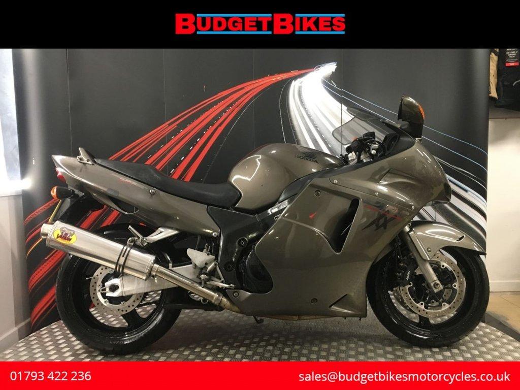 1998 Honda Cbr1100xx Super Blackbird Cbr 1100 X 2490