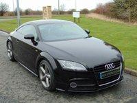 2012 AUDI TT 2.0 TDI QUATTRO S LINE 2d 170 BHP £9990.00