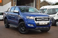 2017 FORD RANGER 3.2 LIMITED 4X4 DCB TDCI 1d AUTO 197 BHP £21999.00