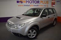 USED 2011 61 SUBARU FORESTER 2.0 D X 5d 147 BHP