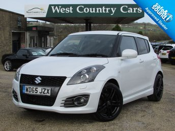 2016 SUZUKI SWIFT 1.6 SPORT 5d 136 BHP £9000.00