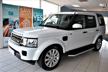2014 LAND ROVER DISCOVERY 4 3.0 SDV6 GS 5d AUTO 255 BHP STOP/START  £24990.00
