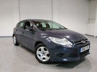 USED 2012 61 FORD FOCUS 1.6 EDGE 104 BHP full history and timing belt changed at 89K