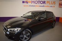 USED 2015 15 BMW 1 SERIES 2.0 120D SPORT 5d 188 BHP