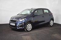 2015 PEUGEOT 108 1.0 ACTIVE 5d AUTO 68 BHP £7150.00