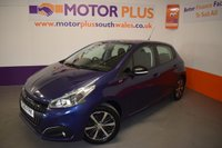 USED 2016 16 PEUGEOT 208 1.2 PURETECH XS WHITE 5d 82 BHP