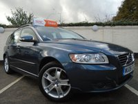 USED 2008 08 VOLVO V50 1.8 SE 5d 124 BHP GUARANTEED TO BEAT ANY 'WE BUY ANY CAR' VALUATION ON YOUR PART EXCHANGE