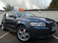 2008 VOLVO V50 1.8 SE 5d 124 BHP £4999.00