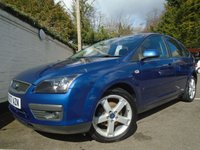 USED 2007 57 FORD FOCUS 1.6 ZETEC CLIMATE 5d 116 BHP GUARANTEED TO BEAT ANY 'WE BUY ANY CAR' VALUATION ON YOUR PART EXCHANGE