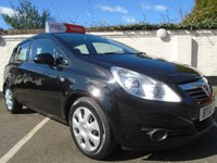USED 2010 10 VAUXHALL CORSA 1.2 EXCLUSIV A/C 5d AUTOMATIC 83 BHP GUARANTEED TO BEAT ANY 'WE BUY ANY CAR' VALUATION ON YOUR PART EXCHANGE