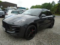 USED 2016 66 PORSCHE MACAN 3.0 V6 GTS PDK AWD 5dr