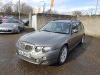 USED 2003 53 MG ZT-T 2.0 135 CDTi + 5dr Diesel / MOT 01/02/2020