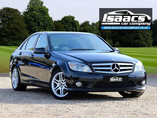 2010 10 MERCEDES-BENZ C-CLASS 1.6 C180 KOMPRESSOR BLUEEFFICIENCY SPORT 4d 156 BHP