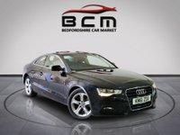 2012 AUDI A5 2.0 TDI SE 2d AUTO 177 BHP £8485.00