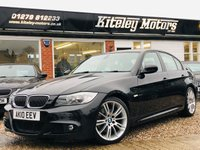 USED 2010 10 BMW 3 SERIES 3.0 325I M SPORT AUTO PROFESSIONAL NAVIGATION