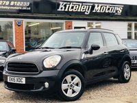 USED 2015 15 MINI COUNTRYMAN 1.6 COOPER AUTOMATIC