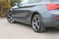 USED 2017 17 BMW 1 SERIES 2.0 118D SPORT 3d AUTO 147 BHP