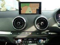 USED 2018 67 AUDI A3 2.0 S3 TFSI QUATTRO BLACK EDITION 4d AUTO 306 BHP