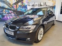 2012 BMW 3 SERIES 2.0 318I SE TOURING 5d 141 BHP
