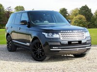 USED 2017 66 LAND ROVER RANGE ROVER 3.0 TDV6 VOGUE SE 5d AUTO 255 BHP