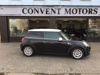 2014 MINI HATCH COOPER 1.5 COOPER 3d 134 BHP £8990.00