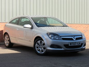 2007 VAUXHALL ASTRA 1.6 DESIGN 3d 115 BHP £SOLD