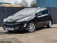 2011 PEUGEOT 308 1.6 SW SE HDI 5d 112 BHP £4200.00