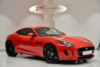 USED 2014 14 JAGUAR F-TYPE 3.0 V6 2d AUTO 340 BHP BLACK PACK/RECENT JAG SERVICE