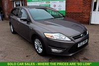 USED 2012 12 FORD MONDEO 2.0 ZETEC TDCI 5d 138 BHP +VERY VERY WELL MAINTAINED.