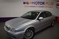 USED 2008 58 JAGUAR X-TYPE 2.2 S 4d AUTO 145 BHP