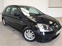 2005 HONDA CIVIC 1.6 SE 5d 110 BHP £1990.00