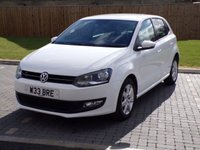 USED 2012 61 VOLKSWAGEN POLO 1.2 MATCH 5d 59 BHP
