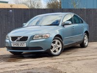 2008 VOLVO S40 1.6 S 4d 100 BHP £2500.00