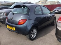USED 2007 57 FORD KA 1.3 ZETEC CLIMATE CLOTH 3d 69 BHP