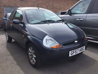 2007 FORD KA 1.3 ZETEC CLIMATE CLOTH 3d 69 BHP £2000.00