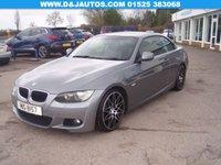 2009 BMW 3 SERIES 2.0 320D M SPORT HIGHLINE 2d AUTO 175 BHP £6995.00
