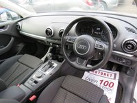 USED 2014 64 AUDI A3 1.6 TDI SPORT 4DR AUTOMATIC DIESEL 110 BHP +++£20 ROAD TAX+++ +++JULY SALE NOW ON+++