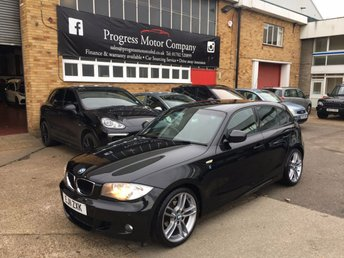 2011 BMW 1 SERIES 2.0 116I PERFORMANCE EDITION 5d 121 BHP £6295.00