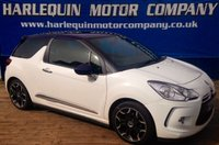 USED 2013 63 CITROEN DS3 1.6 E-HDI AIRDREAM DSPORT 3d 111 BHP