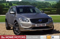 USED 2015 15 VOLVO XC60 2.4 D5 SE NAV AWD 5d 212 BHP NAVIGATION POWER TAILGATE 17