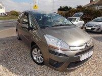 2010 CITROEN C4 PICASSO  AUTO 1.6 VTR PLUS EGS 5d 107 BHP £2695.00