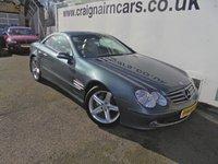 2004 MERCEDES-BENZ SL 3.7 SL350 2d AUTO 245 BHP £10495.00