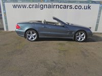 USED 2004 04 MERCEDES-BENZ SL 3.7 SL350 2d AUTO 245 BHP 49000 Miles Full Service History+Panoramic Sunroof And Heated Seats