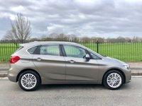 2015 BMW 2 SERIES 1.5 218I LUXURY ACTIVE TOURER 5d 134 BHP £12995.00