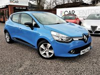 USED 2013 63 RENAULT CLIO 1.5 DYNAMIQUE MEDIANAV ENERGY DCI S/S 5d 90 BHP 2 PREVIOUS OWNERS + FULL SERVICE