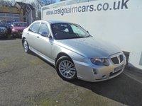 2004 ROVER 75 2.0 CONNOISSEUR SE CDTI 4d AUTO 129 BHP £3995.00