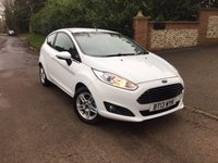 2013 FORD FIESTA 1.2 ZETEC 3d 81 BHP PLEASE CALL TO VIEW £SOLD