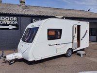 USED 2012 ELDDIS AVANTE 462 Elddis Avante 462 Touring Caravan