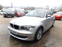 2007 BMW 1 SERIES 1.6 116I ES 5d 114 BHP £3995.00
