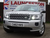 2013 LAND ROVER FREELANDER 2.2 TD4 GS 5d 150 BHP £9795.00